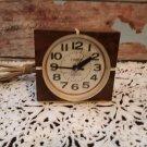 Retro Timex Tabletop Alarm Clock  - Model 7416-3