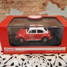 "New in Box! -  Coca-Cola 1966 Volkswagen Beetle  ""Have A Coke"" 1.43 Scale Metal Car    (1672)"