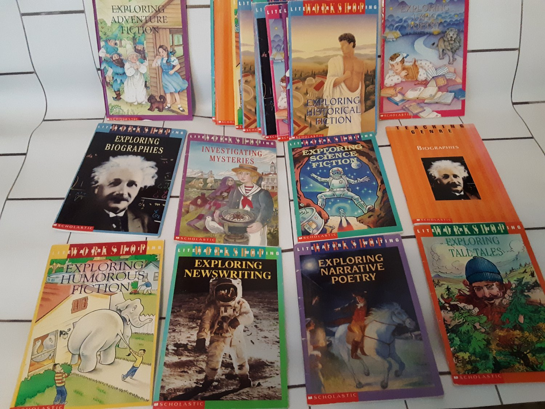 20 Literature & Writing Workshop Booklets - Circa 1990's