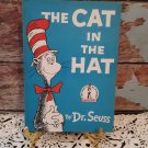 """Vintage 1957 - Dr. Seuss """"The Cat In The Hat"""" Book Club Edition"""