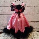 "Wonderful 19"" Tabletop Nightlight - Pink Dress"