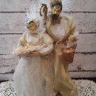 "18"" Nativity Fiber Optic Christmas Decoration"