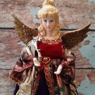 "12.5"" Angel Christmas Tree Topper"