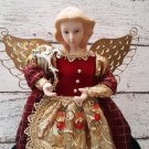 "12"" Angel Christmas Tree Topper"