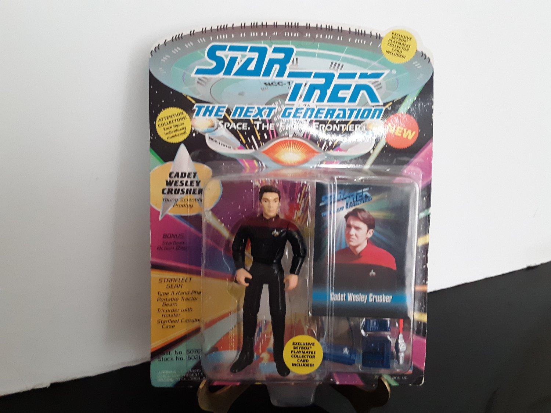 1993 Star Trek The Next Generation - Cadet Wesly Crusher Action Figurine - New