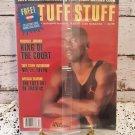 "Michael Jordan Cover - Dec 1992 ""Tuff Stuff"" Trading Card Magazine - New Sealed!"