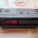 Sony Dream Machine - Alarm Clock Radio -  ICF-C2W - Grey