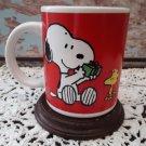 Snoopy & Woodstock Christmas Mug