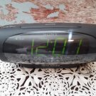 Vintage Sony Dream Machine Dual Alarm Clock Radio - Large Display!