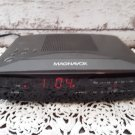 Vintage - Magnavox AM/FM Dual Alarm Clock Radio -  Model AJ3240