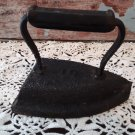 Vintage 1900's Blacklock Cast Iron #6 Sad Iron / Door Stop