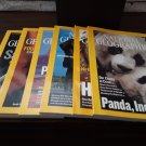 July - December 2006 - The National Geographic Magazine Set - Free Shipping