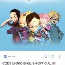Code lyoko seasons 1 to 4 in English