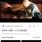 Cops seasons 1 to 24