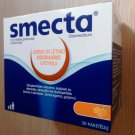 Smecta Diosmectite 60pcs Natural Treatment Of Acute Diarrhea Relief Of Diarrhea
