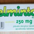 Anti Parasites Worms Killer Supplement Pyrantelum Helmintox 250 mg Remove Worms
