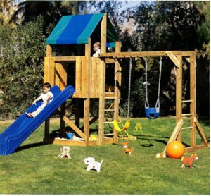 High Quality Swing set