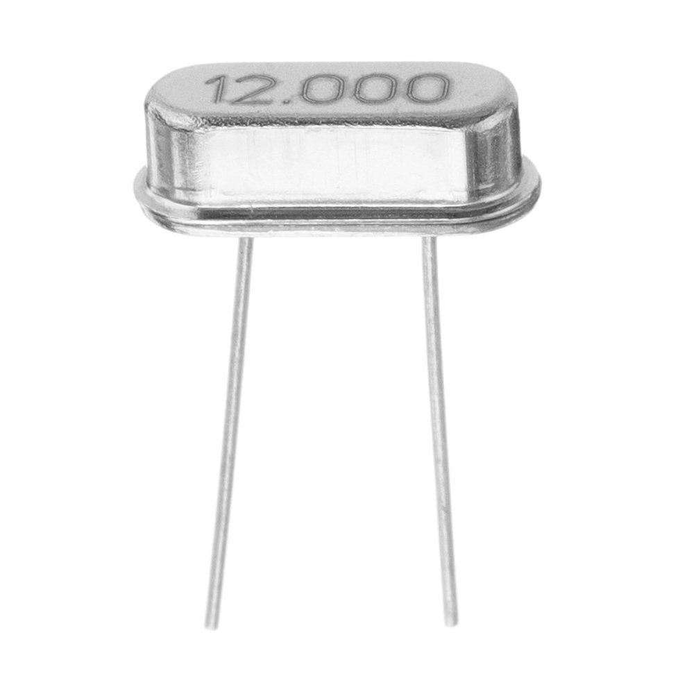 HC-49S 12MHz 12M Mini Passive Resonator Quartz Crystal Oscillator Module
