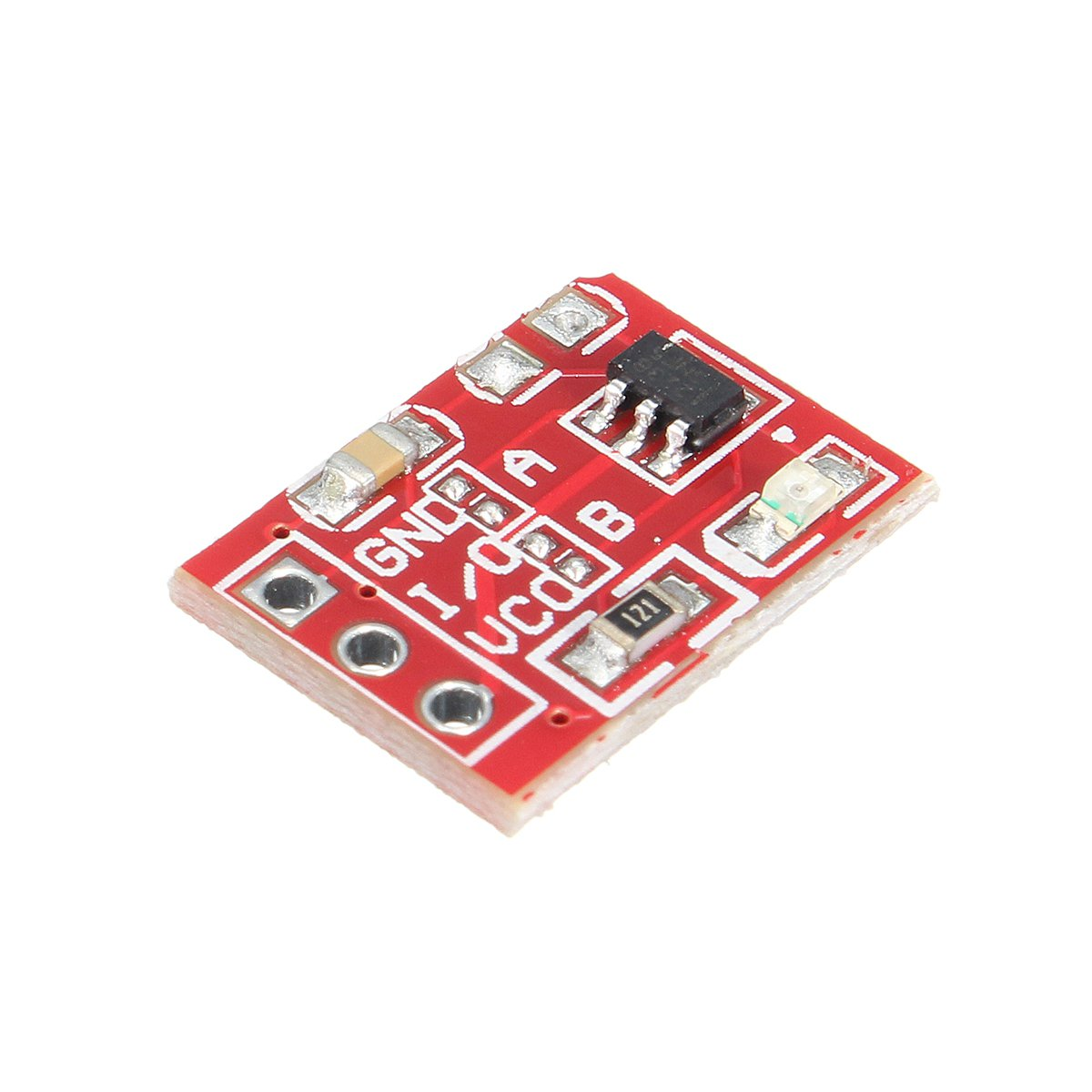 3pcs 2.5-5.5V TTP223 Capacitive Touch Switch Button Self Lock Module For Arduino