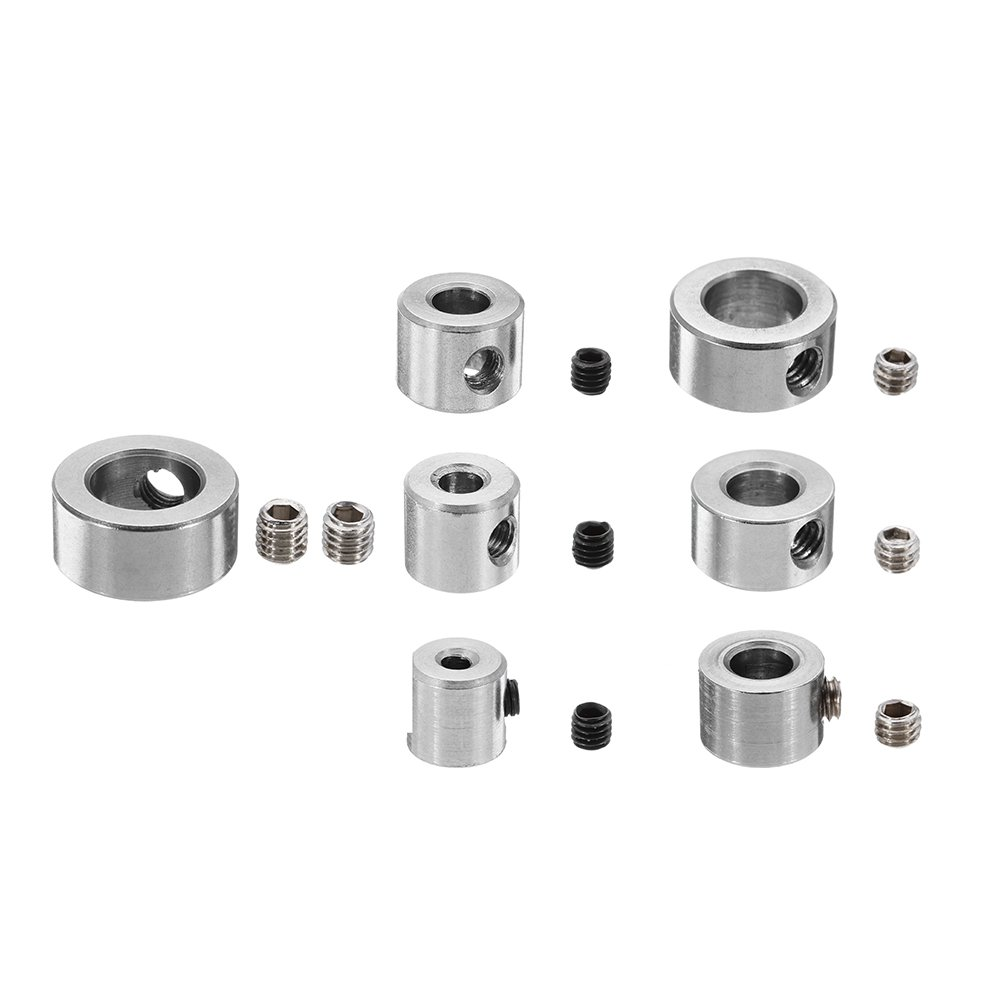 Openbuilds Lock Collar T2-T10 Lead Screw Lock Block Isolation Column Ring Lock For 3D Printer Parts