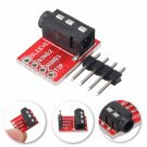 3.5mm Plug Jack Stereo TRRS Headset Audio Socket Breakout Board Extension Module