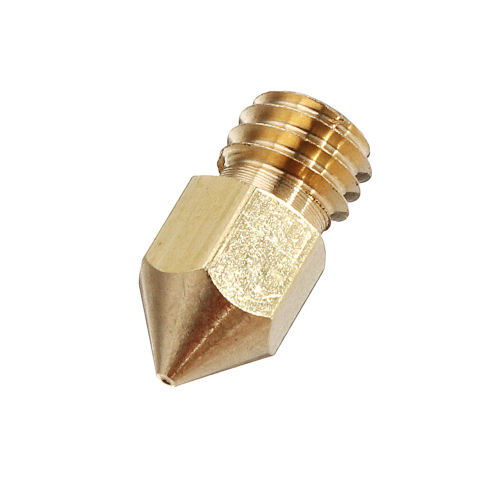 Creality 3D 0.4mm Copper M6 Thread Extruder Nozzle For 3D Printer