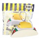 Squishy Poached Egg Cake Omelete 8cm Slow Rising Rising Rebound Toys With Packaging Gift Decor