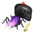 Remote Control Spider Toy RC Spider Micro Wall Climbing Spider Child Kids Toys Dog Toy