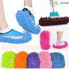 1Pc Mop Slipper Floor Polishing Cover Cleaner Dusting House Shoes