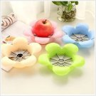Thickening Flower Type Stainless Steel Apple Cutting Fruit Slicing Tools