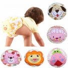 1Pc Kids Baby Washable Cloth Diapers