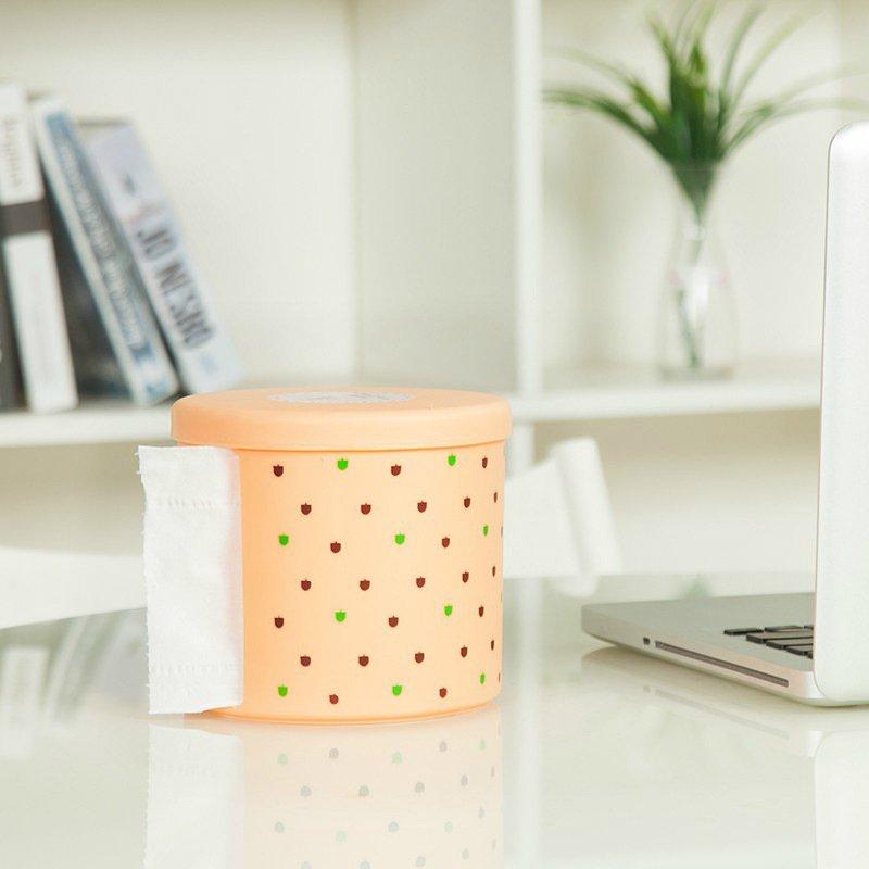 Desktop Living Room Plastic Tissue Box Multi-function Toilet