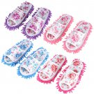 Non Slip Floor Dust Cleaning Slippers Shoes Mop House Cleaner