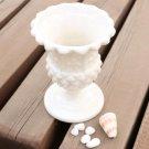 Rome Column White Ceramic Flower Insert Vase Home Meat Floral Pots