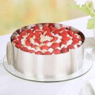 Stainless Steel Cake Bake Pan Tool