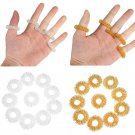 Finger Massage Ring Acupuncture Ring Health Care Body Manual Massager Relax Hand Massage Finger