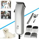 Electric Professional Cat Dog Clipper Cordless Pet Hair Grooming Trimmer Shaver Kit Tool 3mm/6mm/9mm