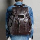 Men Retro Leisure Large Capacity Backpack