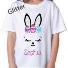 Custom Easter Shirt, Easter Shirt for Girls