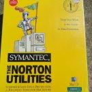 Vintage 1995 Symantec The Norton Utilities MacOS Version 3.2 Factory Shrink Wrap