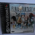FINAL FANTASY IX 9 Sony PlayStation 1 PS1 COMPLETE Tested VERY NICE FREE S/H!!!