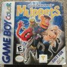 Jim Henson's Muppets (Nintendo Game Boy Color, 2000) NEW SEALED