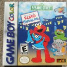 Sesame Street: The Adventures of Elmo in Grouchland Nintendo Game Boy Color NEW