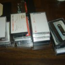 Twenty-Seven Recordable Cassettes - Nice - Gently Used Condition - 60/90/120 minute!