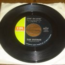 """Slim Whitman: """"Livin' On Lovin' (And Lovin' Livin' With You)"""" - '68 - plays well"""