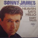 """Picture Sleeve ONLY: Sonny James: """"Heaven Says Hello"""" - from '68 hit - nice!"""
