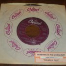 """Anne Murray: """"Shadows In The Moonlight"""" / """"Yucatan Cafe"""" - '79 hit - plays NM!"""