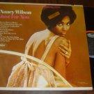 "Nancy Wilson: ""Just For Now"" - her '66 LP - Excellent!"