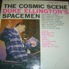 "Duke Ellington's Spacemen: ""The Cosmic Scene"" - '58 LP - Nr Mt vinyl/nice cover!"