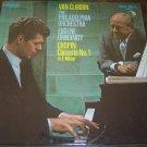 """Van Cliburn, E. Ormandy & Phil Orch: """"Chopin Concerto No. 1 in E Minor"""" - NM!"""